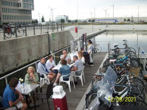 Havenfeesten jachthaven Antwerpen